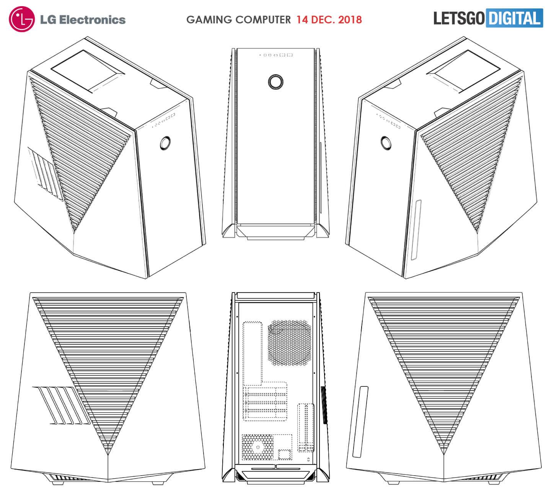LG gaming desktop