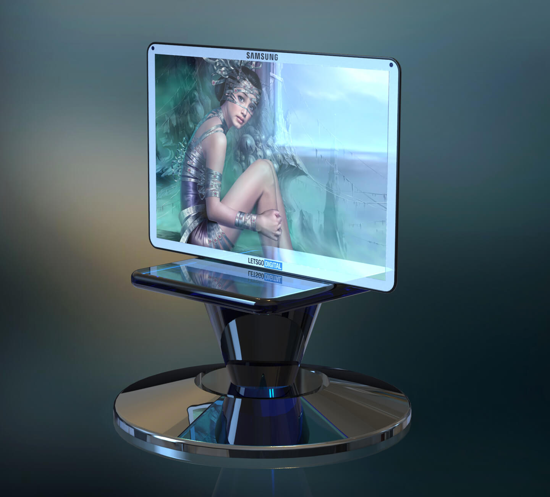 Samsung 3D display