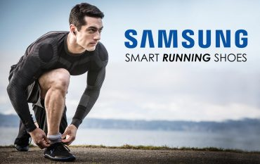 Samsung Smart Shoes