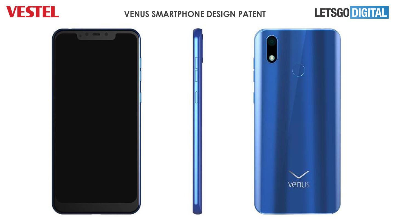 Vestel smartphone