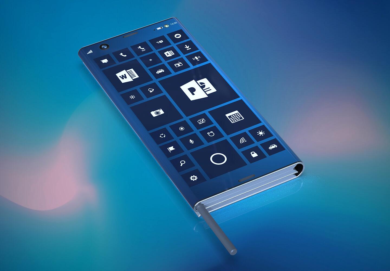 Intel foldable phone
