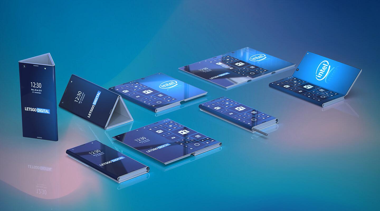 Smartphone Intel